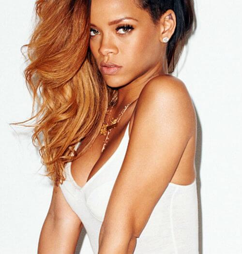 Janet  Ciara  and Rihanna  Rihanna